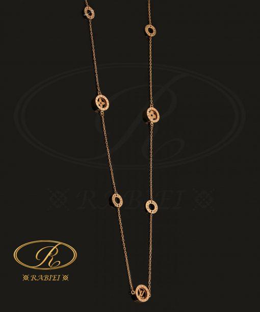 رولباسی تالین (لویی ویتون ) - gold-necklaces, gold