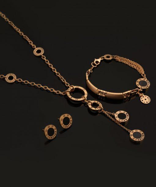 سرویس کارتینا (کارتیه مشکی) - gold, gold-service