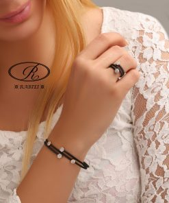 دستبند و انگشتر لوکس فاریان
