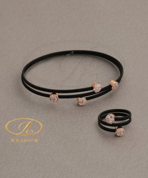 دستبند و انگشتر لوکس فاریان - gold, gold-bracelets-and-rings