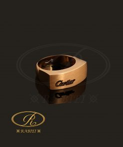 انگشتر ماروژ کارتیه - gold, gold-ring