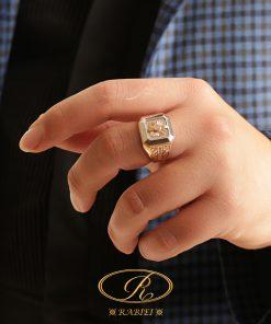 انگشتر مردانه راتا