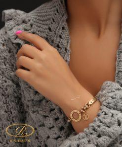 دستبند لویی ویتون طرح دایرین