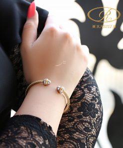 دستبند النگویی دیوید یورمن