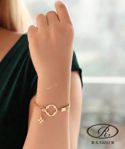 دستنبد گل لویی ویتون - gold, gold-bracelet-%d8%af%d8%b3%d8%aa%d8%a8%d9%86%d8%af-%d8%b7%d9%84%d8%a7