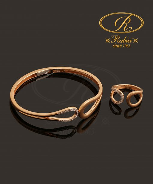 دستبند و انگشتر رامینا