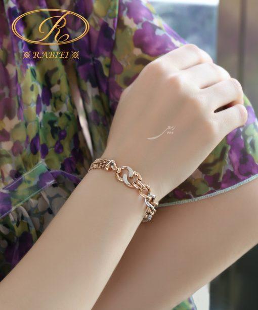 دستبند زنجیری لاریسا