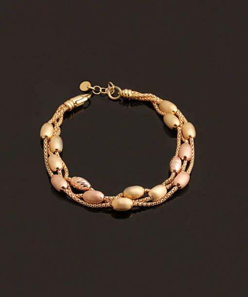دستبند دوریکا مدل دارلین - gold, gold-bracelet-%d8%af%d8%b3%d8%aa%d8%a8%d9%86%d8%af-%d8%b7%d9%84%d8%a7