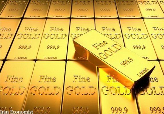 ریزش قیمت طلا