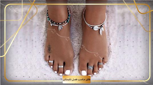 جذابترین رنگ جواهرات برای فصل تابستان
