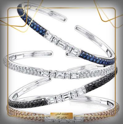 دستبند الماس مارتین کاتز(Martin Katz Diamond Bracelets)