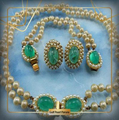 دستبند Gulf Pearl Parure