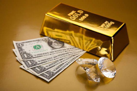 کاهش قیمت طلا در پی انتشار آمار مثبت اشتغال در آمریکا
