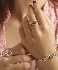 دستبند و انگشتر کارینو
