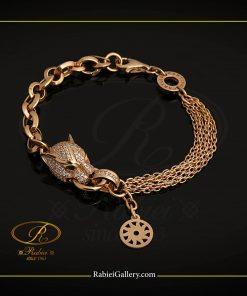 دستبند زنجیری تایگر