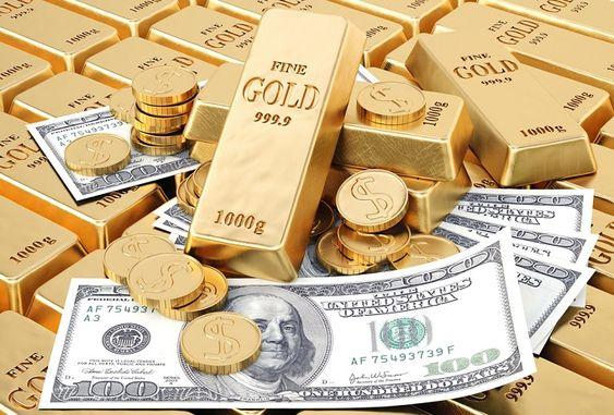 رشد شاخص دلار مانع یکه تازی طلا شد
