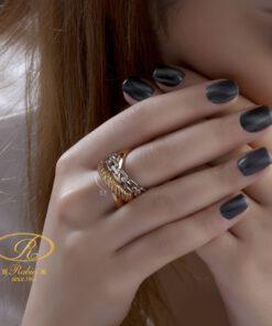 انگشتر پاترینو - gold, gold-ring