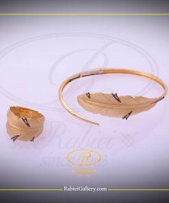 دستبند و انگشتر لوکس پرینا