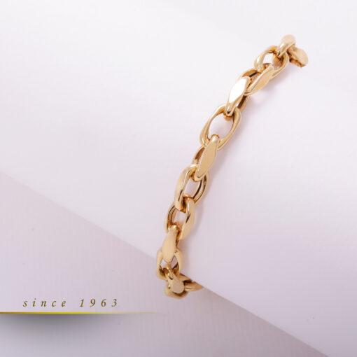 دستبند زنجیری رویال