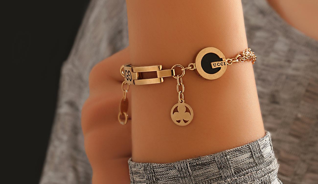 دستبند لوکس گوچی گالری ربیعی