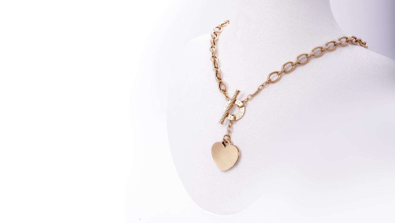 طلا و جواهرات تیفانی ، برندی با نهایت سادگی و زیبایی, news, گردنبند تیفانی گالری ربیعی