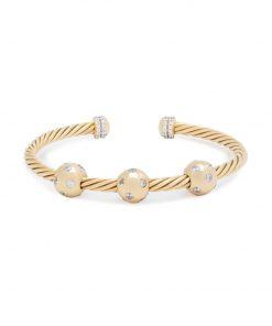 دستبند النگویی دیوید یورمن 3, gold, gold-bracelet-%d8%af%d8%b3%d8%aa%d8%a8%d9%86%d8%af-%d8%b7%d9%84%d8%a7, gold-bangle-bracelet, دستبند النگویی دیوید یورمن 3