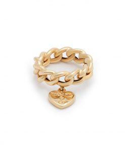 انگشتر تیفانی قلب طلایی, gold, gold-ring, انگشتر تیفانی قلب طلایی