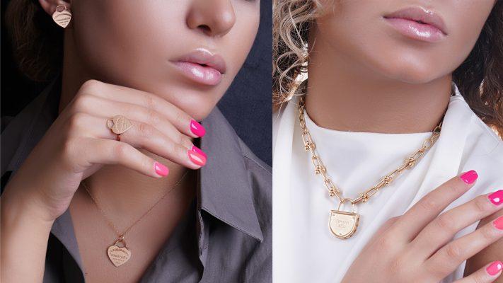 طلا و جواهرات تیفانی