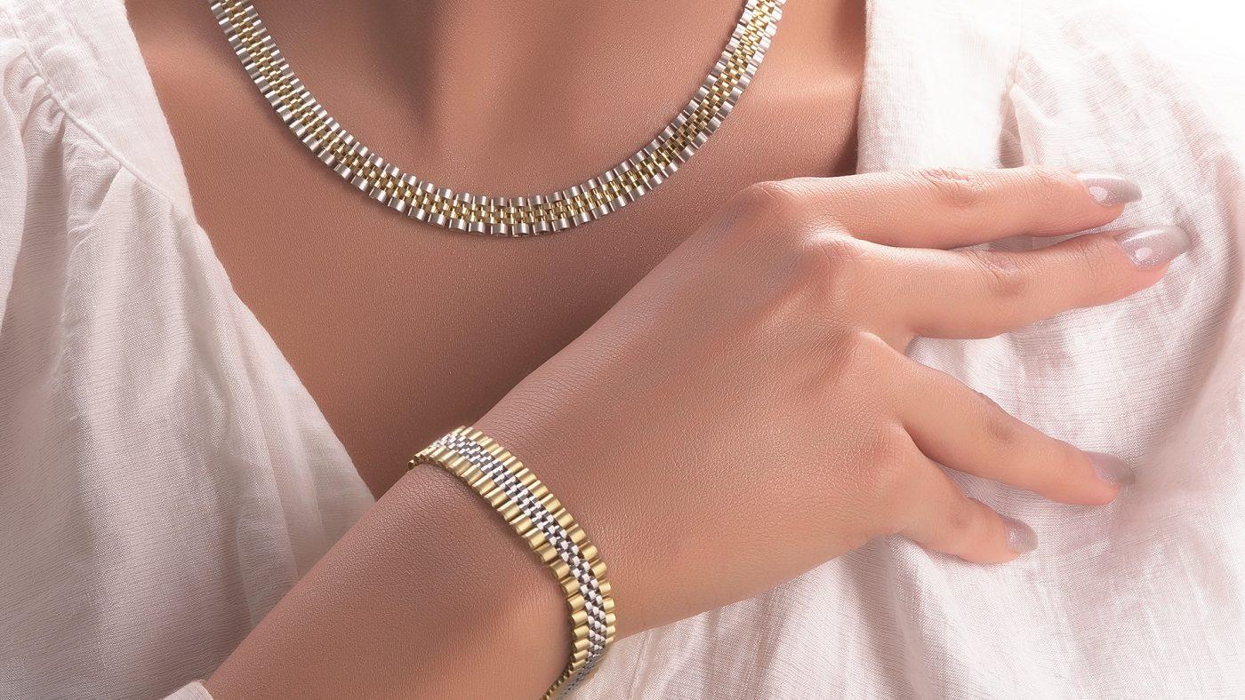 جدیدترین طلاهای رولکس2021