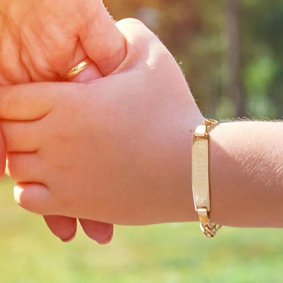 طلای مناسب کودک