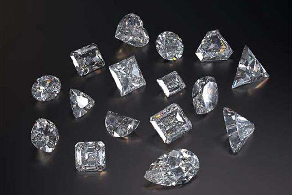 معرفی انواع برش های الماس