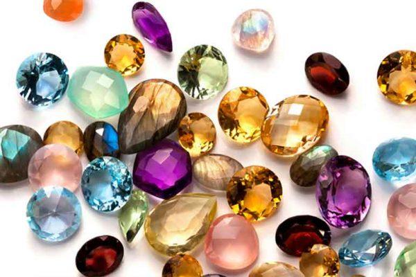 معرفی انواع سنگهای قیمتی مورد استفاده در جواهرسازی